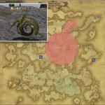 サヌワ・ブンド - アバラシア雲海の敵生息場所とドロップ素材(FF14 敵素材マップ:蒼天エリア)