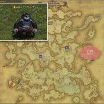 ナツライ・グンド - アバラシア雲海の敵生息場所とドロップ素材(FF14 敵素材マップ:蒼天エリア)