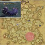 クラウドウォーム - アバラシア雲海の敵生息場所とドロップ素材(FF14 敵素材マップ:蒼天エリア)