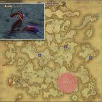 コノドント - アバラシア雲海の敵生息場所とドロップ素材(FF14 敵素材マップ:蒼天エリア)