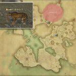 シチサイトラ - ヤンサの敵生息場所とドロップ素材(FF14 敵素材マップ:紅蓮エリア)タイガーの粗皮
