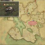 サイカブト - ヤンサの敵生息場所とドロップ素材(FF14 敵素材マップ:紅蓮エリア)サイカブトの甲殻