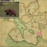ドマイタチ - ヤンサの敵生息場所とドロップ素材(FF14 敵素材マップ:紅蓮エリア)