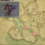 ミズヘビ - ヤンサの敵生息場所とドロップ素材(FF14 敵素材マップ:紅蓮エリア)