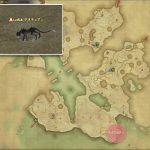 タオチュアン - ヤンサの敵生息場所とドロップ素材(FF14 敵素材マップ:紅蓮エリア)