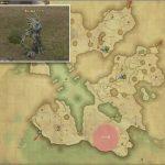 テナガ - ヤンサの敵生息場所とドロップ素材(FF14 敵素材マップ:紅蓮エリア)