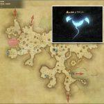 レブナント - 黒衣森:中央森林の敵生息場所とドロップ素材(FF14 敵素材マップ:新生エリア)