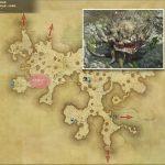 ストローパー - 黒衣森:中央森林の敵生息場所とドロップ素材(FF14 敵素材マップ:新生エリア)