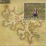 キキルン・スクランブラー - 黒衣森:中央森林の敵生息場所とドロップ素材(FF14 敵素材マップ:新生エリア)