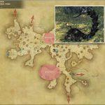 ダイアマイト - 黒衣森:中央森林の敵生息場所とドロップ素材(FF14 敵素材マップ:新生エリア)
