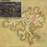ブラックエフト - 黒衣森:中央森林の敵生息場所とドロップ素材(FF14 敵素材マップ:新生エリア)