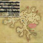 サーフィド・スウォーム - 黒衣森:中央森林の敵生息場所とドロップ素材(FF14 敵素材マップ:新生エリア)