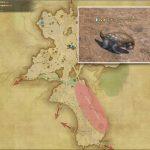 スナッピング・シュルー - 中央ザナラーンの敵生息場所とドロップ素材(FF14 敵素材マップ:新生エリア)