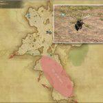ヒュージ・ホーネット - 中央ザナラーンの敵生息場所とドロップ素材(FF14 敵素材マップ:新生エリア)