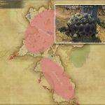 ジャイアントトータス - 中央ザナラーンの敵生息場所とドロップ素材(FF14 敵素材マップ:新生エリア)