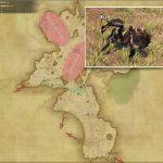 アントリング・ワーカー - 中央ザナラーンの敵生息場所とドロップ素材(FF14 敵素材マップ:新生エリア)