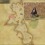 キキルン・シェルスウィーパー - 中央ザナラーンの敵生息場所とドロップ素材(FF14 敵素材マップ:新生エリア)