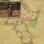 キヴロン家の侍衛 - 中央ザナラーンの敵生息場所とドロップ素材(FF14 敵素材マップ:新生エリア)