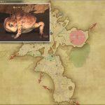 トキシックトード - 中央ザナラーンの敵生息場所とドロップ素材(FF14 敵素材マップ:新生エリア)