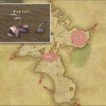 オロボン - 中央ザナラーンの敵生息場所とドロップ素材(FF14 敵素材マップ:新生エリア)