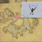 バテラー - クルザス中央高地の敵生息場所とドロップ素材(FF14 敵素材マップ:新生エリア)