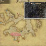 マッドパピー - クルザス中央高地の敵生息場所とドロップ素材(FF14 敵素材マップ:新生エリア)