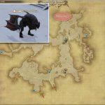 ダウニーエイビス - クルザス中央高地の敵生息場所とドロップ素材(FF14 敵素材マップ:新生エリア)
