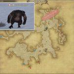 レッドホーン・オーガ - クルザス中央高地の敵生息場所とドロップ素材(FF14 敵素材マップ:新生エリア)