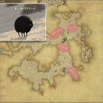 カラクール - クルザス中央高地の敵生息場所とドロップ素材(FF14 敵素材マップ:新生エリア)