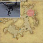ヴォドリガ - クルザス中央高地の敵生息場所とドロップ素材(FF14 敵素材マップ:新生エリア)