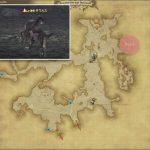 タウルス - クルザス中央高地の敵生息場所とドロップ素材(FF14 敵素材マップ:新生エリア)