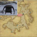 スノウストーム・グゥーブー - クルザス中央高地の敵生息場所とドロップ素材(FF14 敵素材マップ:新生エリア)