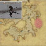 ナタラン・スウィフトビーク - クルザス中央高地の敵生息場所とドロップ素材(FF14 敵素材マップ:新生エリア)