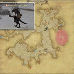 ナタラン・ウィンドタロン - クルザス中央高地の敵生息場所とドロップ素材(FF14 敵素材マップ:新生エリア)
