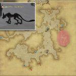 ナタラン・ウォッチウルフ - クルザス中央高地の敵生息場所とドロップ素材(FF14 敵素材マップ:新生エリア)
