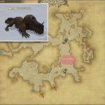 ワイルドダイル - クルザス中央高地の敵生息場所とドロップ素材(FF14 敵素材マップ:新生エリア)