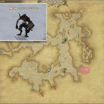 イクサル・ワイルドタロン - クルザス中央高地の敵生息場所とドロップ素材(FF14 敵素材マップ:新生エリア)