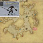 イクサル・スチルビーク - クルザス中央高地の敵生息場所とドロップ素材(FF14 敵素材マップ:新生エリア)