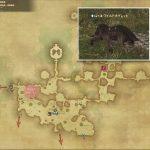 ワイルドホグレット - 黒衣森:東部森林の敵生息場所とドロップ素材(FF14 敵素材マップ:新生エリア)
