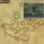 ボア・ポーチャー - 黒衣森:東部森林の敵生息場所とドロップ素材(FF14 敵素材マップ:新生エリア)