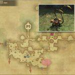 オーバーグロウン・アイビー - 黒衣森:東部森林の敵生息場所とドロップ素材(FF14 敵素材マップ:新生エリア)