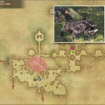 ワイルドボア - 黒衣森:東部森林の敵生息場所とドロップ素材(FF14 敵素材マップ:新生エリア)