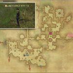 IIIコホルス・セクトール - 黒衣森:東部森林の敵生息場所とドロップ素材(FF14 敵素材マップ:新生エリア)