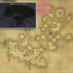 シルフランド・センチネル - 黒衣森:東部森林の敵生息場所とドロップ素材(FF14 敵素材マップ:新生エリア)