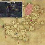 特大ドクキリタケ - 黒衣森:東部森林の敵生息場所とドロップ素材(FF14 敵素材マップ:新生エリア)