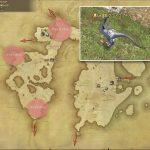 グラスラプトル - 東ラノシアの敵生息場所とドロップ素材(FF14 敵素材マップ:新生エリア)