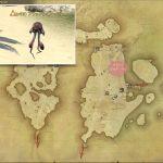 ブラッドショア・ベル - 東ラノシアの敵生息場所とドロップ素材(FF14 敵素材マップ:新生エリア)