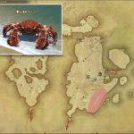 スニッパー - 東ラノシアの敵生息場所とドロップ素材(FF14 敵素材マップ:新生エリア)