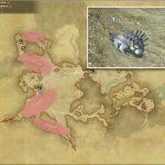 ツコツコ - 東ザナラーンの敵生息場所とドロップ素材(FF14 敵素材マップ:新生エリア)
