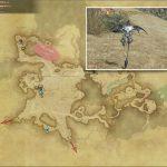 ヴァンドロス・インプ - 東ザナラーンの敵生息場所とドロップ素材(FF14 敵素材マップ:新生エリア)